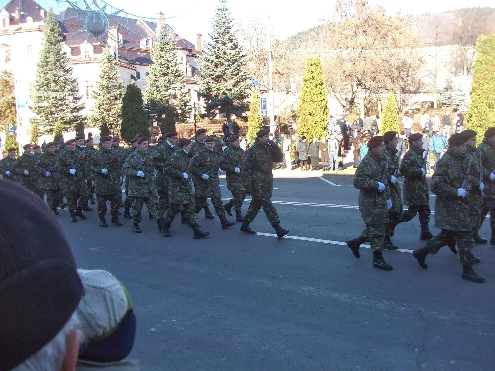 Ziua Naţională a României, Piatra Neamţ, 1.12.2013...
