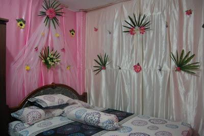 contoh desain kamar pengantin sederhana