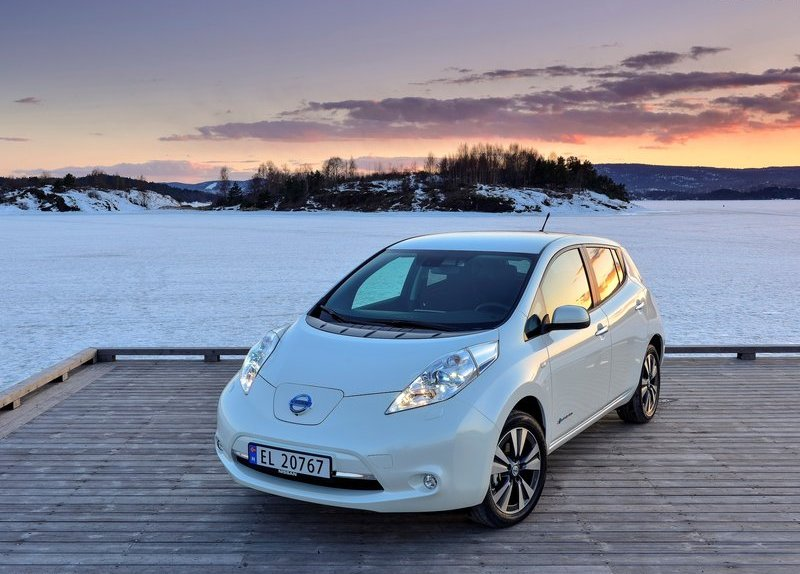 Nissan Leaf To Get 200 Km Range By August