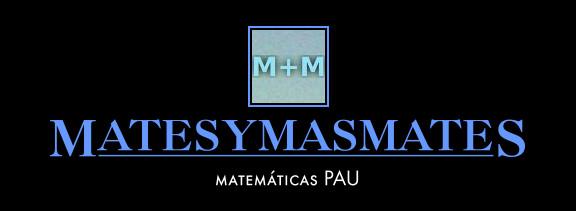 M+M     PAU 2011. SELECTIVIDAD