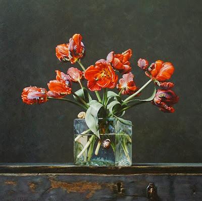 pinturas-de-bodegones-con-floreros