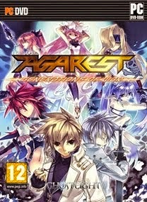 Agarest Generations of War-RELOADED logo cover by www.kontes-seo-news.blogspot.com