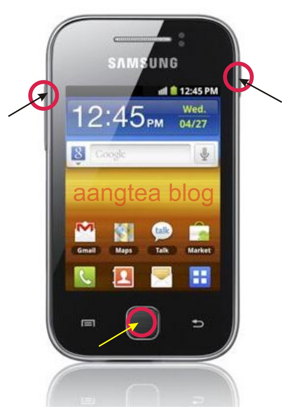 Cara Root Samsung Galaxy Young   Apps Directories