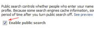 cara menyembunyikan facebook kita dari google