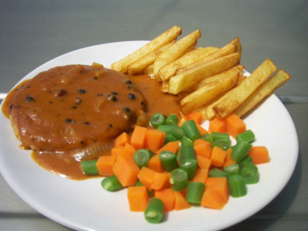 Resep Membuat Steak Tempe Enak Lezat