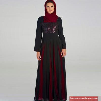 Joli hijab style jilbab