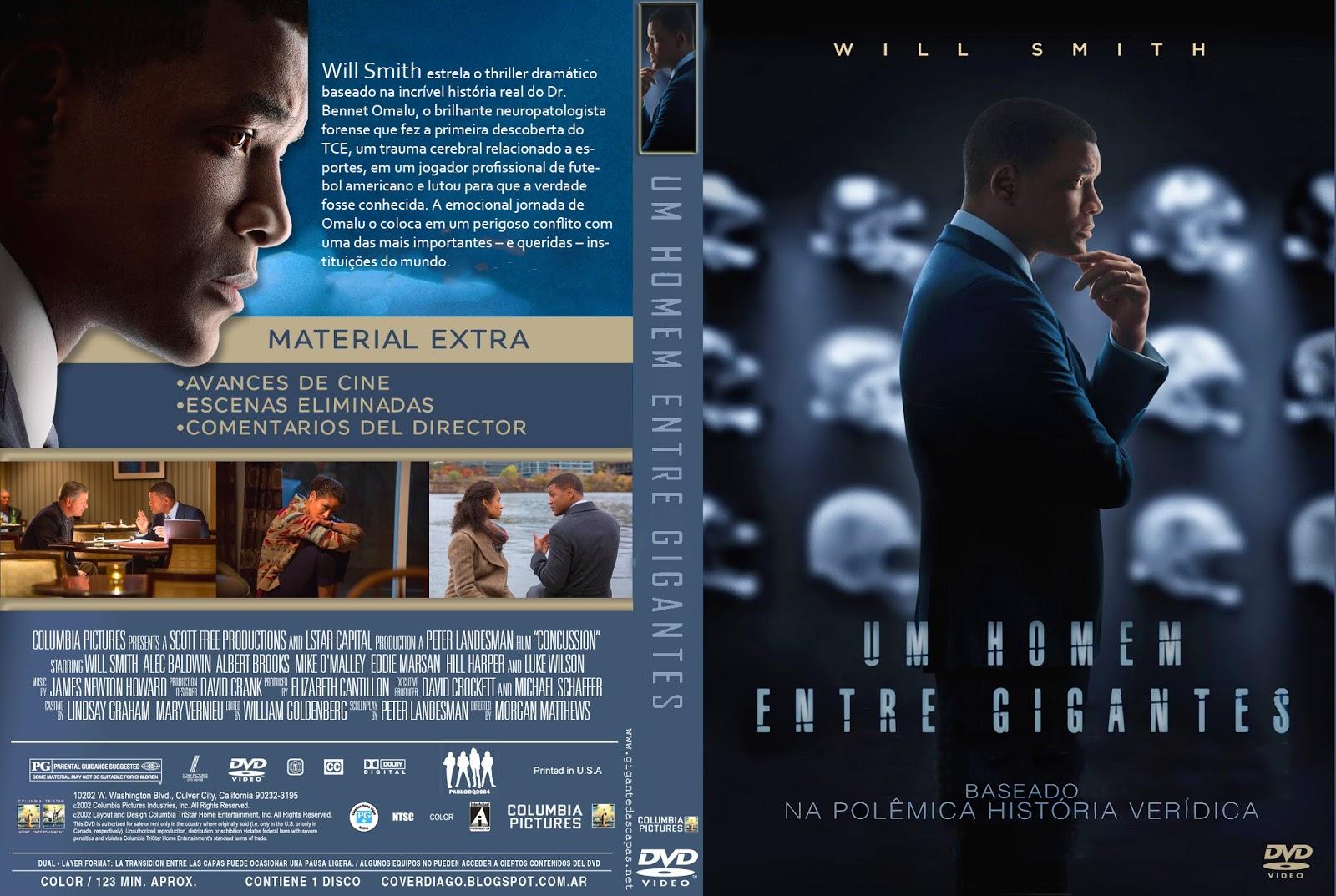 Torrent - Um Homem Entre Gigantes Blu-ray rip 720p e 1080p Dual Áudio 5.1 (2015)