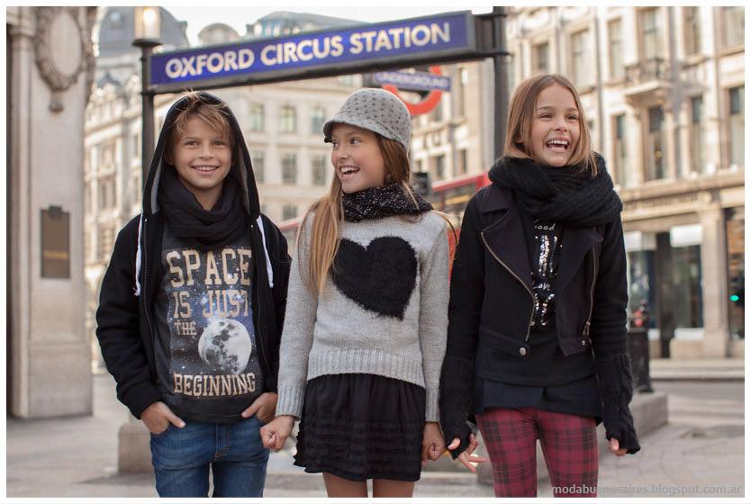 Mimo & Co otoño invierno 2015 ropa, indumentaria infantil, moda otoño invierno 2015 infantil.