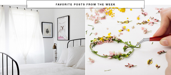 Eclectic b&w bedrooms | Delicate blossom type by Alice Mourou