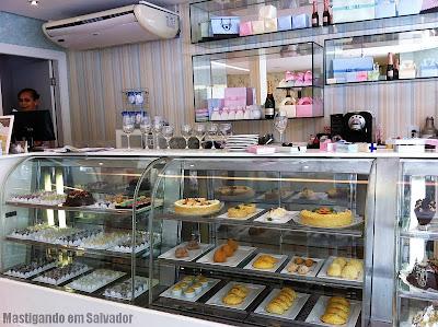 Granulado Café & Bistrô: Balcão