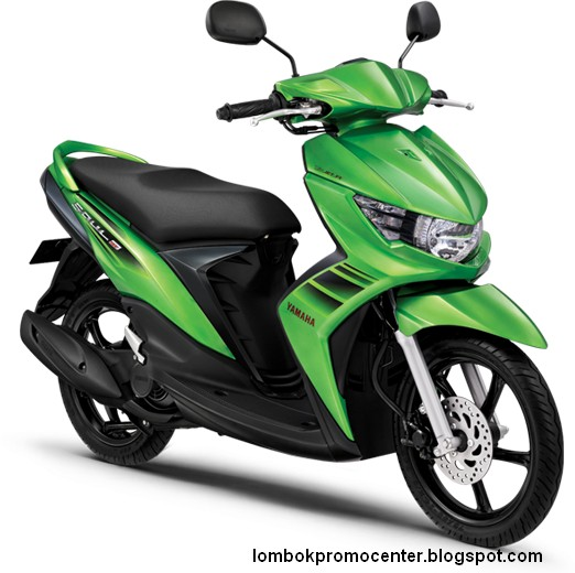 Yamaha Soul GT Warna Hijau - Lighting Green