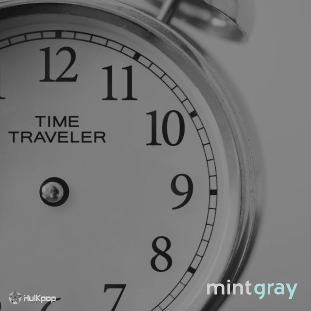 [Single] Mintgray – Time Traveler