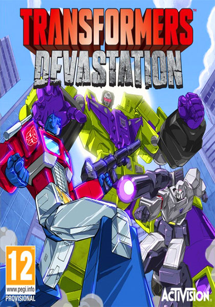 Transformers Devastation pc descarga mega