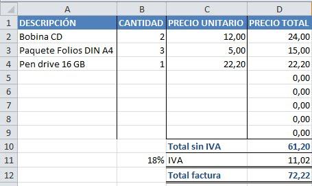 Torres PC Consejos Informtica Cmo crear plantillas Excel