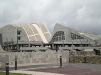 Cidade da Cultura, Gaíás, Santiago de Compostela