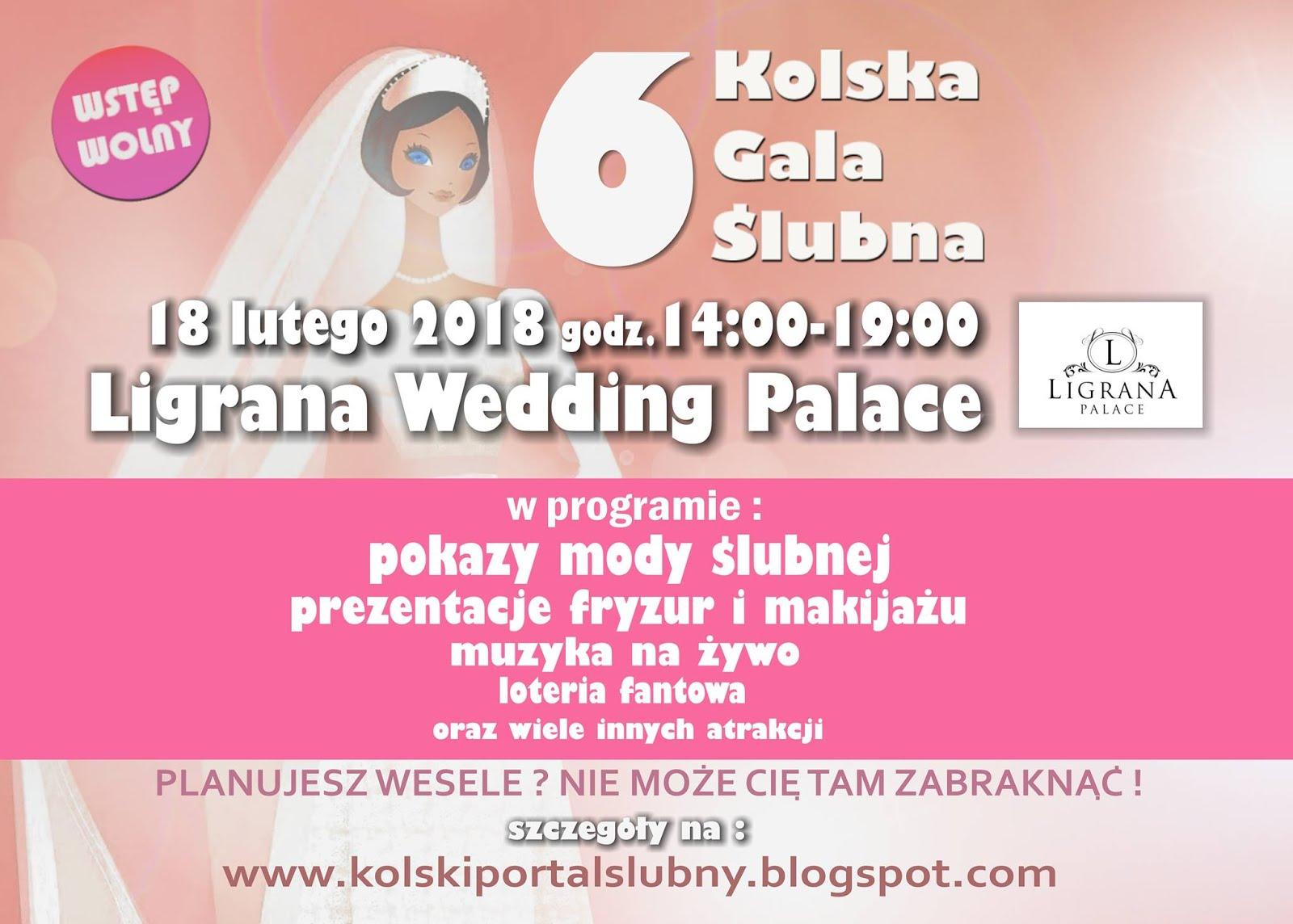 5 Kolska Gala Ślubna