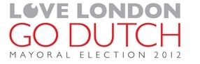 Love London Go Dutch logo on lambethcyclists.org.uk
