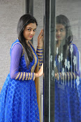 Pragathi cute at Basthi trailer launch-thumbnail-12