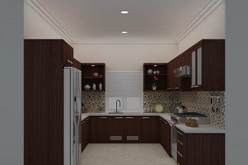 Jasa Desain Kitchen Set Minimalis Modern Terbaru