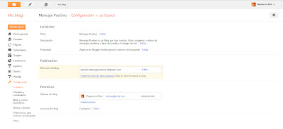 Como pasar un Blog de Blogger a .com con Dattatec