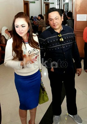 Ilal: Farhat Dan Regina Digerebek Polisi Di Bogor