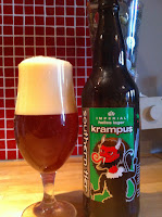 Are you naughty or nice? Southern Tier Krampus, årets styggaste öl!