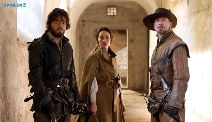 "The Musketeers - Through a Glass Darkly - Review: ""The Cruel Fate and Heroes"""