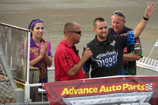 Ryan Anderson - Monster Jam Hagerstown