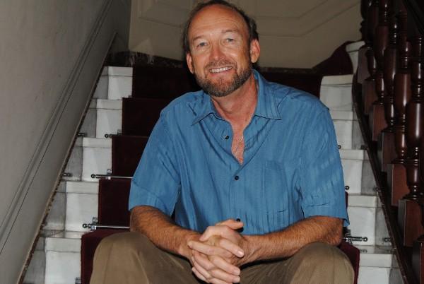 James Redfield, autor de 'La duodécima revelación'