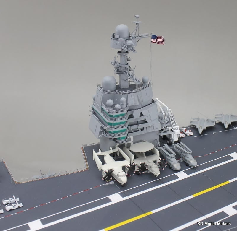 47 uss gerald r ford aircraft carrier model the navy s latest and greatest. Cars Review. Best American Auto & Cars Review