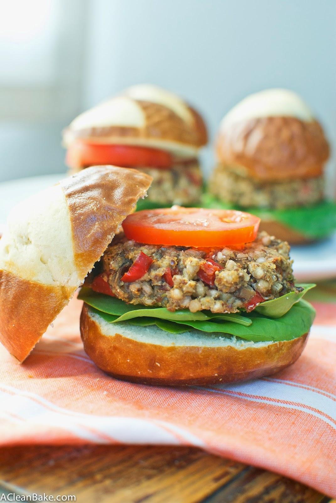 Paleo Veggie Sliders (Gluten-free, grain-free, bean-free)