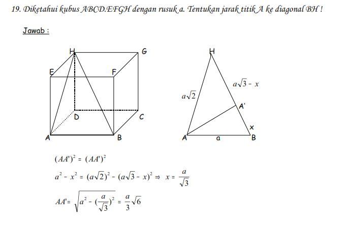 Sang Pengawal Pendidikan Latihan Soal Matematika Kelas 11 Semester Genap