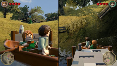 10 Best Couch Co-Op Games Lego Hobbit
