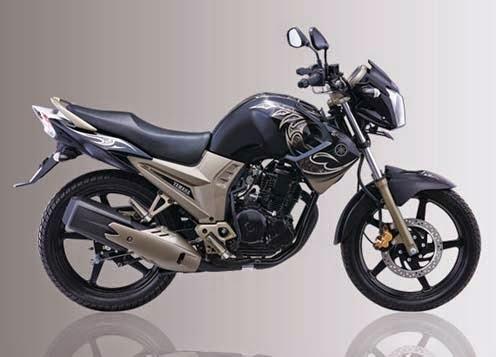 Yamaha New Scorpio Z Special Edition