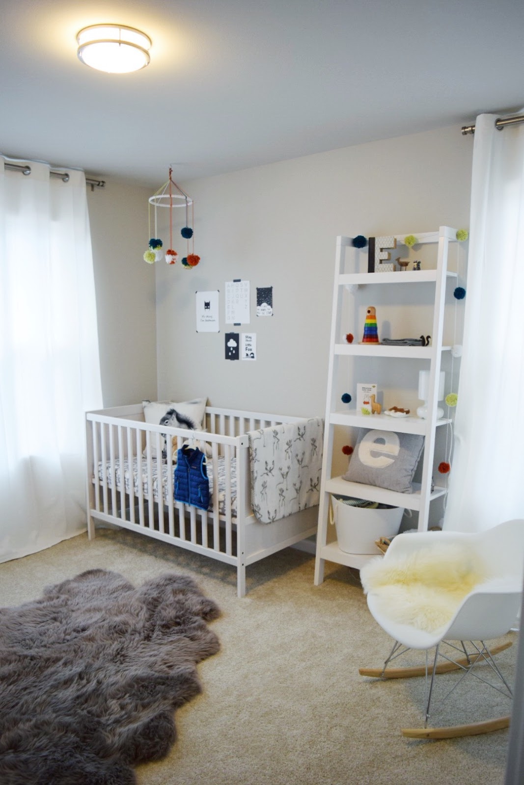 Mintedmethod By Sasha Nursery Reveal Baby Boy Nordic
