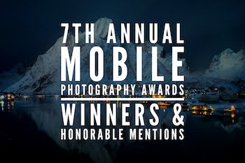 4 Honorable Mentions in MOBILE PHOTOGRAPHY AWARDS 2017