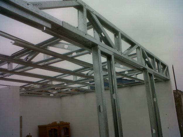Constructora drywall obras civiles techos drywall for Techos en drywall modernos