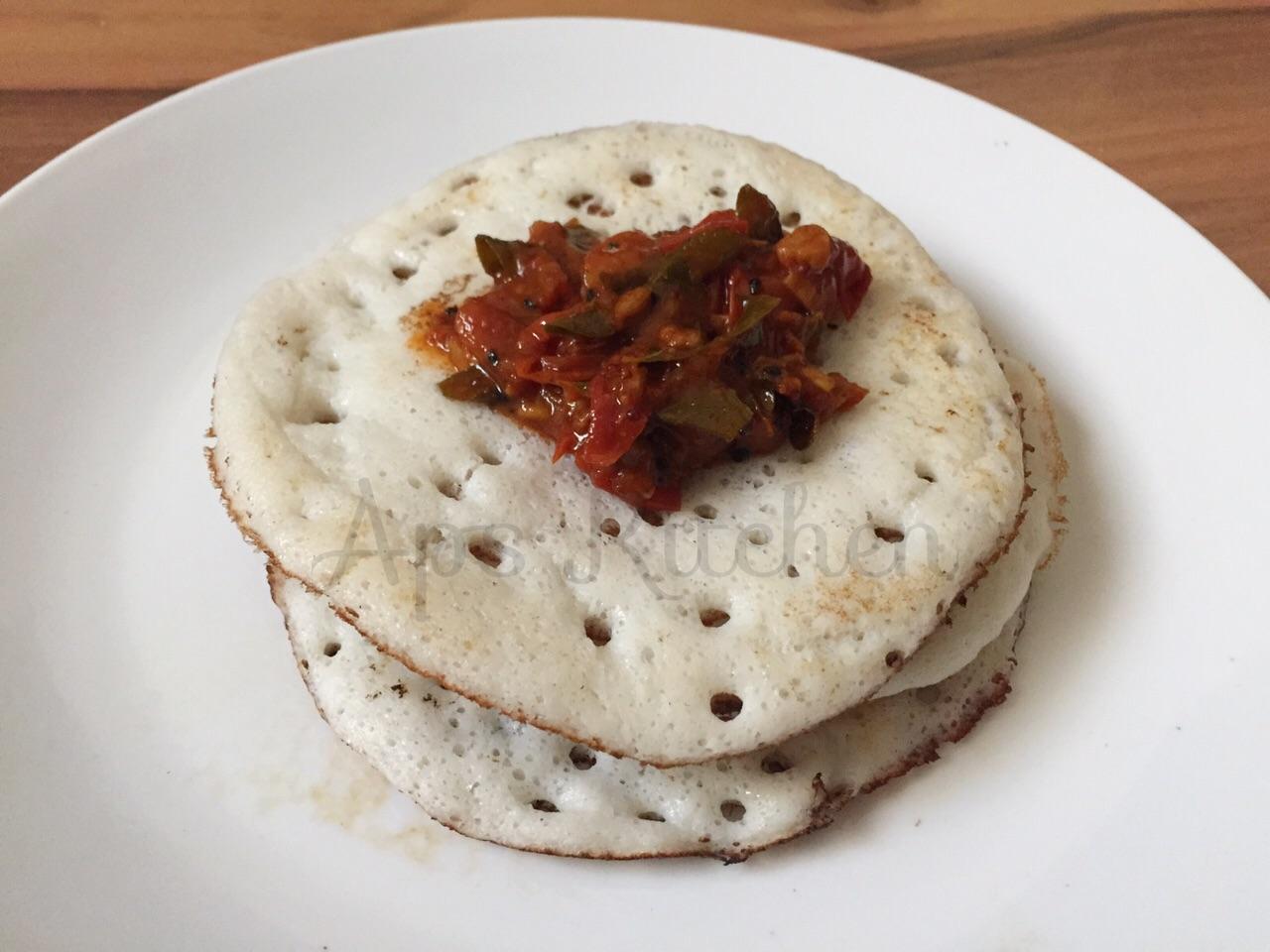 Aps Kitchen: Tamatar Ka Achar/ Tomato Pickle
