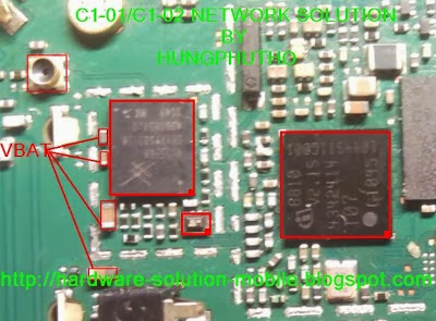 nokia c    no signal solution with diagram   gsmfixerif you mobile left the signals then it   be some hardware problem and you can solve it by the given diagram solution