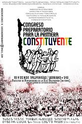 En Valpo será el 1er congreso preparatorio de la Vía Popular y de los Pueblos a la Constituyente