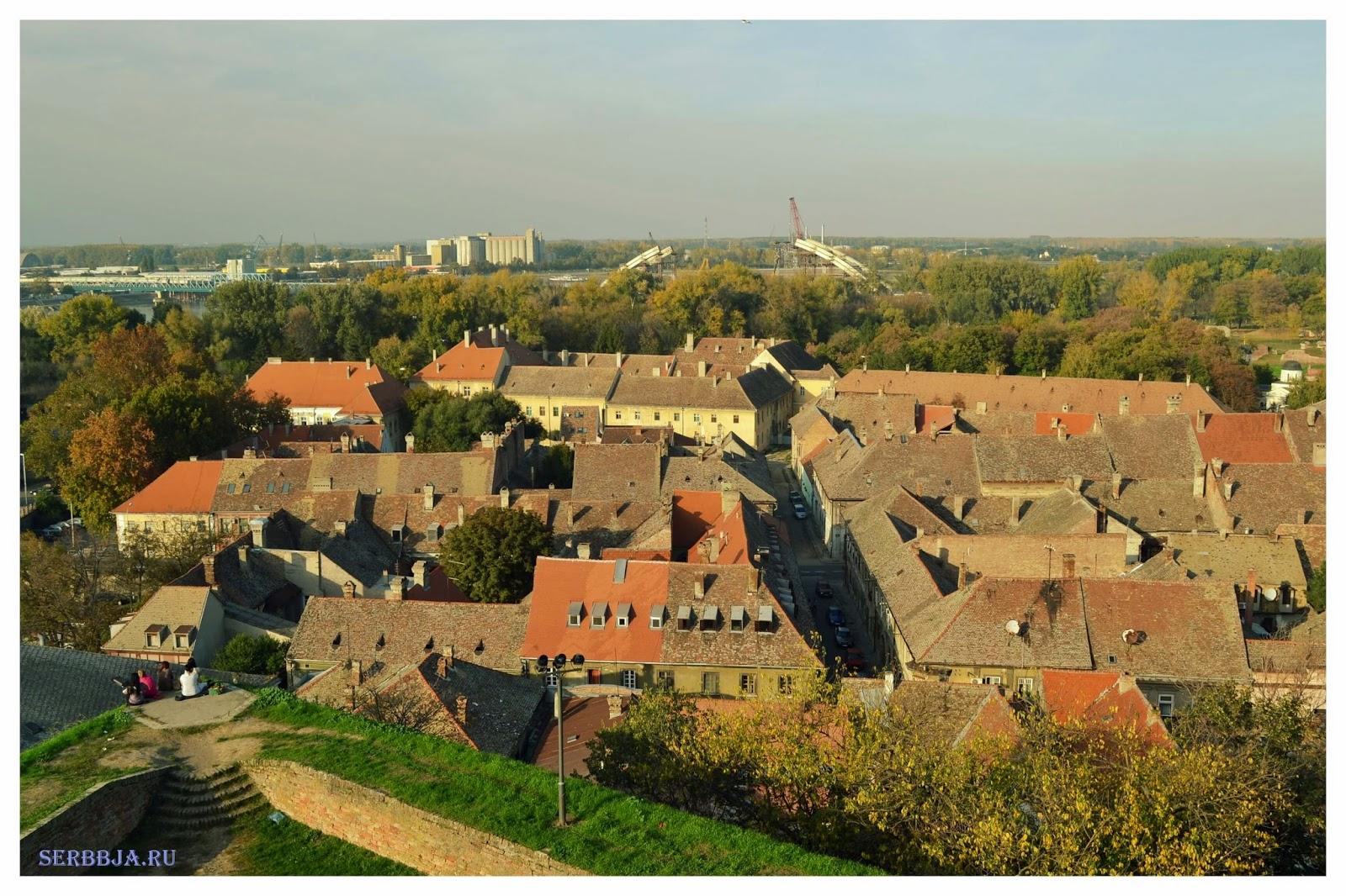 Панорама с крепости