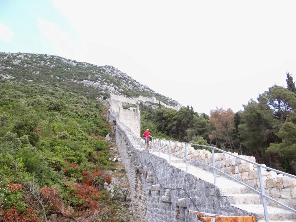 "Chorwacki ""chiński"" mur"