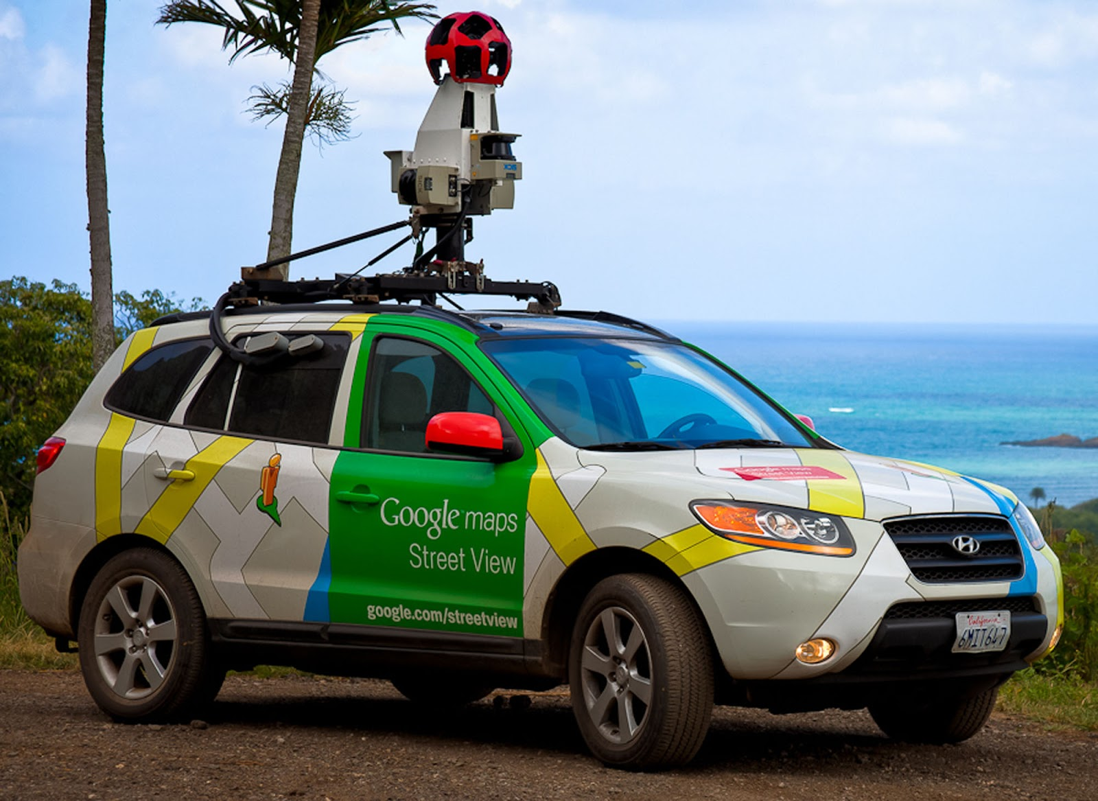 find yourself on google maps street view a tutorial