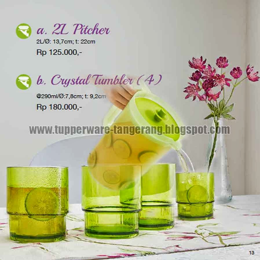 gelas tupperware