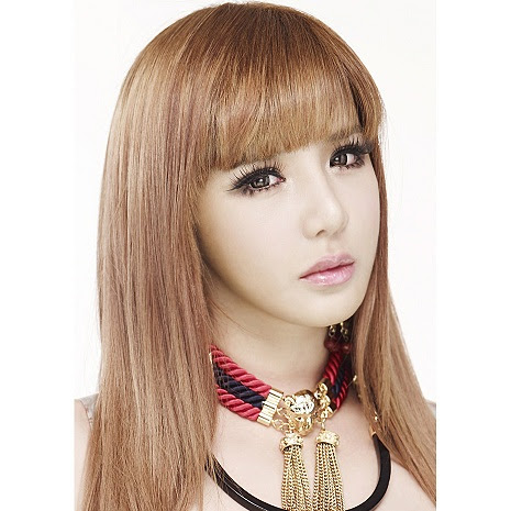 2NE1 Bom's instagram account