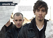 Robert Sheehan spotted on set of Love / Hate lovehate brochure