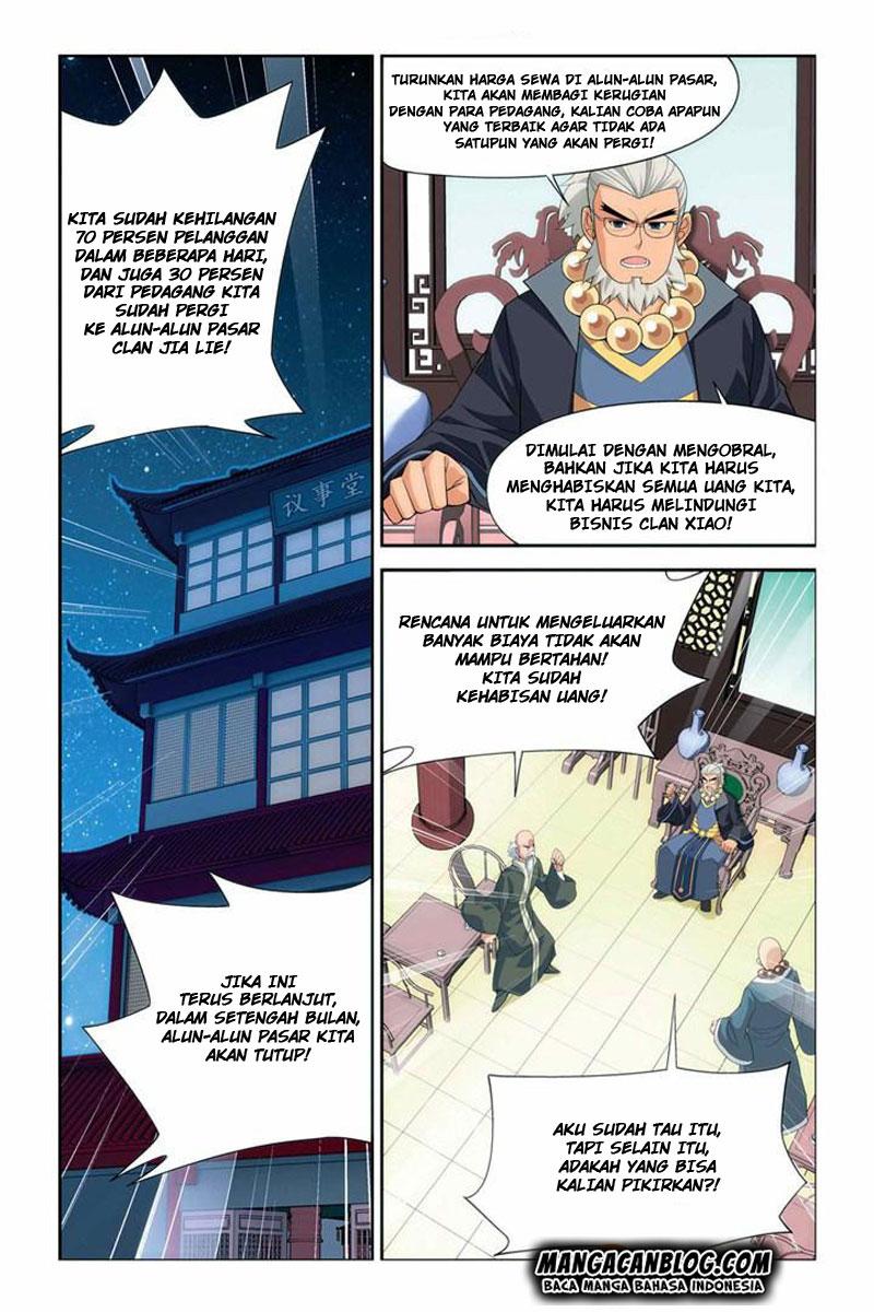 Battle Through Heaven Chapter 15-8