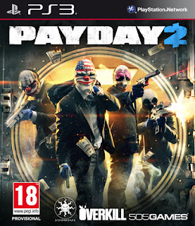 payday 2 retail european box art ps3 PayDay 2 (360/PS3)   Retail Release Announced + European Box Art