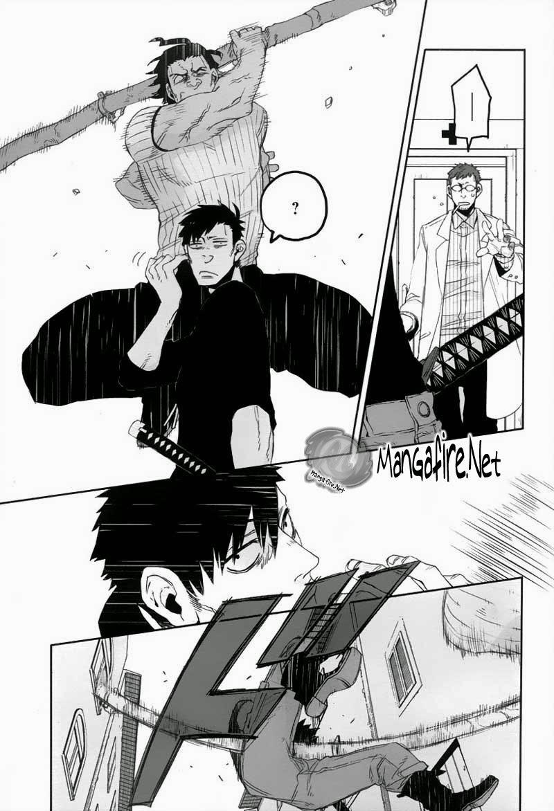 Dilarang COPAS - situs resmi  - Komik gangsta 004 - chapter 4 5 Indonesia gangsta 004 - chapter 4 Terbaru 16|Baca Manga Komik Indonesia|