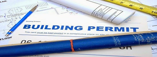 Contact us for your Building permit